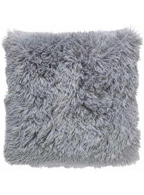 dutch decor sierkussens & plaids Sierkussen / sierkussens Fluffy 45x45 cm Mist