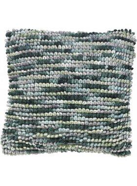 dutch decor sierkussens & plaids Sierkussen / sierkussens Liam 45x45 cm jade multi