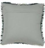 dutch decor sierkussens & plaids sierkussen Liam 45x45 cm jade multi