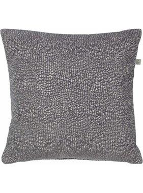 dutch decor sierkussens & plaids Sierkussen / sierkussens Pokal 45x45 cm donker grijs
