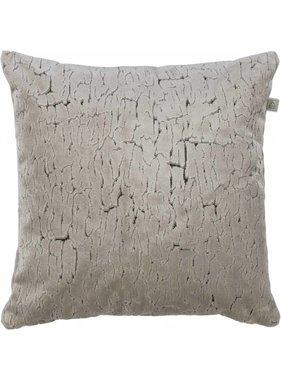 dutch decor sierkussens & plaids Sierkussen / sierkussens Verdi 45x45 cm Zand