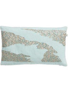 dutch decor sierkussens & plaids Sierkussen / sierkussens Werna 30x50 cm Jade