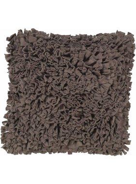 dutch decor sierkussens & plaids Kussenhoes Pillo 45x45 cm Taupe
