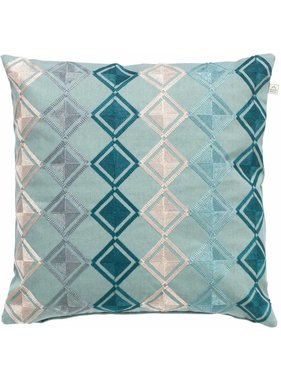 dutch decor sierkussens & plaids Kussenhoes Tarva 45x45 cm mist
