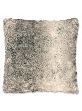 Unique Living sierkussens & plaids Sierkussen /sierkussens Canberra 45x45cm fake fur