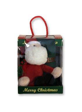 Unique Living sierkussens & plaids Knuffel Kerstman