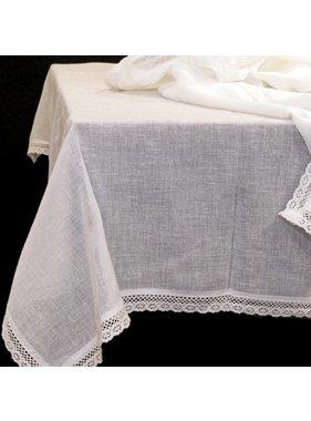 Tafelkleed Verona off white