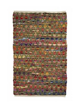 dutch decor sierkussens & plaids Vloermat Modoc 60x90 cm multi