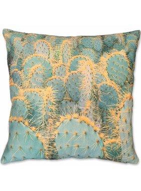 Unique Living sierkussens & plaids Sierkussen / sierkussens Cactus 45x45 cm dessin 5