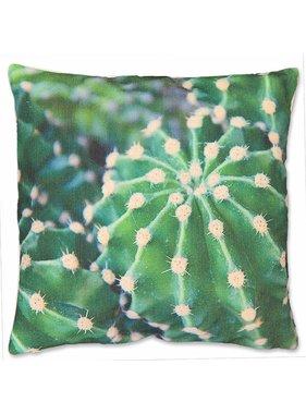 Unique Living sierkussens & plaids Sierkussen / sierkussens Cactus 45x45 cm dessin 3