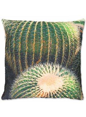 Unique Living sierkussens & plaids Sierkussen / sierkussens Cactus 45x45 cm dessin 2