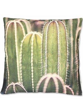 Unique Living sierkussens & plaids Sierkussen / sierkussens Cactus 45x45 cm dessin 1