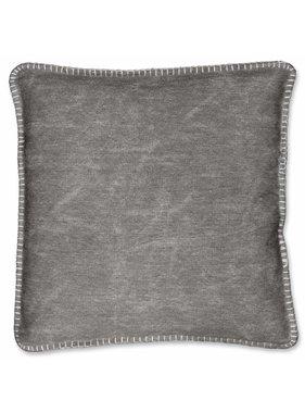 Unique Living sierkussens & plaids Sierkussen / sierkussens Nik 45x45 cm dark grey