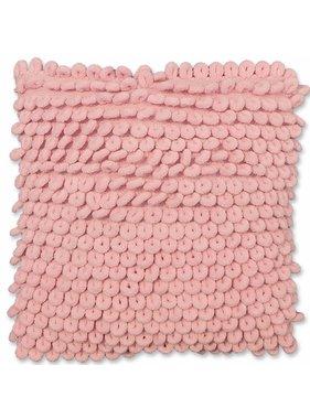 Unique Living sierkussens & plaids Sierkussen / sierkussens Nola 45x45 cm blush