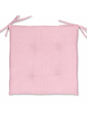 Unique Living sierkussens & plaids Tuinkussen plaat Anna  40x40cm blush