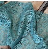 Unique Living sierkussens & plaids  Tafelkleed  Unique Outdoor D.160 cm lake blue