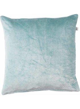 dutch decor sierkussens & plaids Sierkussen / sierkussens  Cido 45x45 cm licht jade