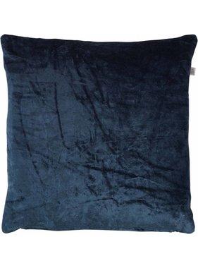 dutch decor sierkussens & plaids Kussenhoes Cido 45x45 cm donkerblauw