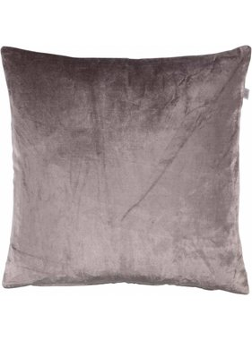 dutch decor sierkussens & plaids Kussenhoes Cido 45x45 cm taupe