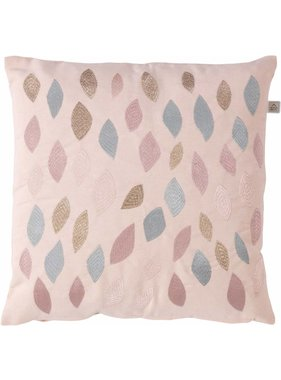 dutch decor sierkussens & plaids Kussenhoes Springa 45x45 cm nude multi