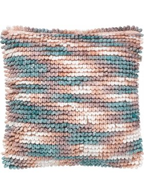dutch decor sierkussens & plaids Kussenhoes Liam 45x45 cm nude multi