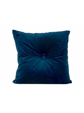 pt, Sierkussen / sierkussens Luxurious dark blue 45 x45
