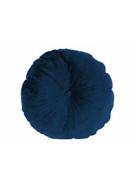pt, Sierkussen / sierkussens Luxurious blue  D45