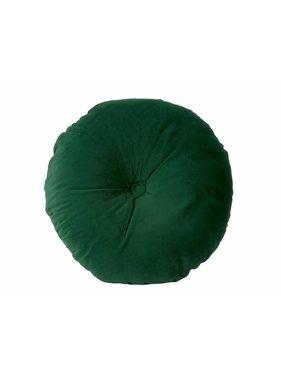 Sierkussen / sierkussens Luxurious green  D45
