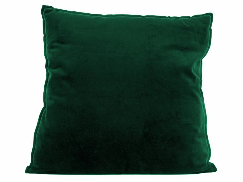 sierkussen Luxurious XL green