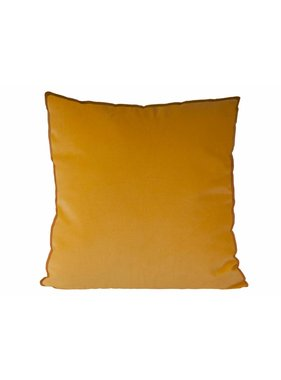 pt, Sierkussen / sierkussens Luxurious XL ochre yellow