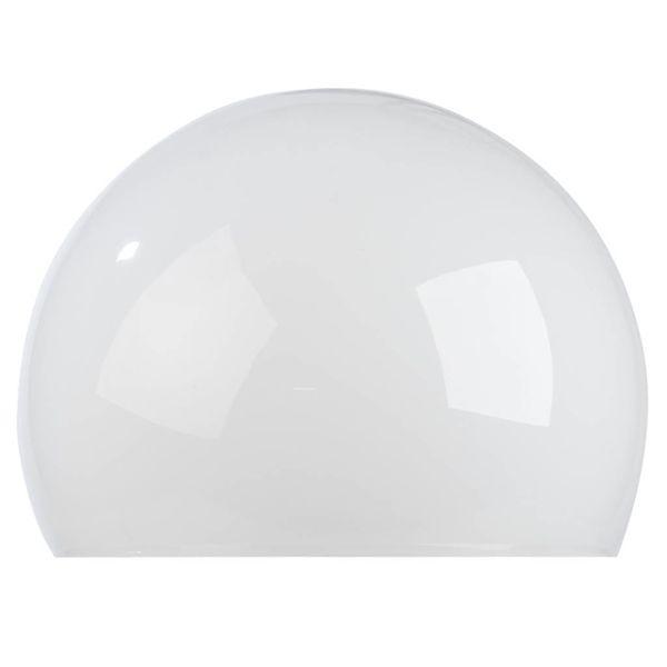 tecnolumen ersatz-glaskuppel für die bauhausleuchte
