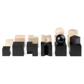 naef bauhaus-schachfiguren