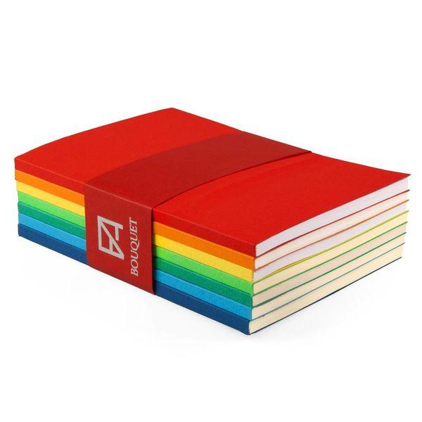 fabriano bouquet 7 notizbücher – design werksentwurf fabriano