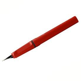 lamy safari füller | rot