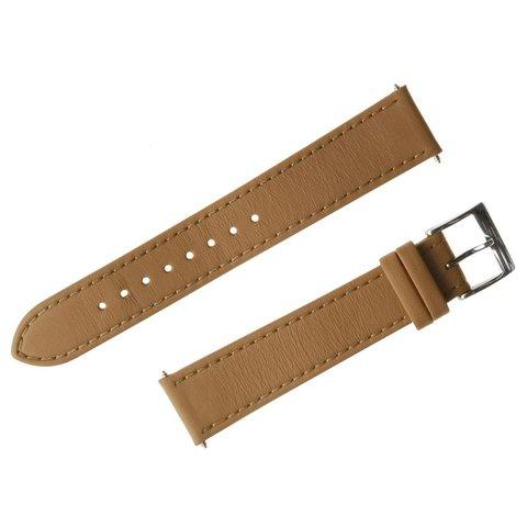 ersatzarmband beige für armbanduhr max bill