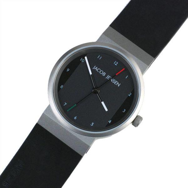 jacob jensen 732 armbanduhr | herren – design jacob jensen