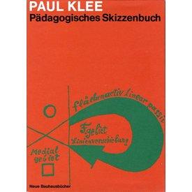 gebr. mann verlag paul klee: pädagogisches skizzenbuch