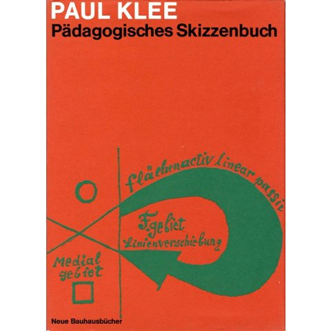 paul klee: pädagogisches skizzenbuch