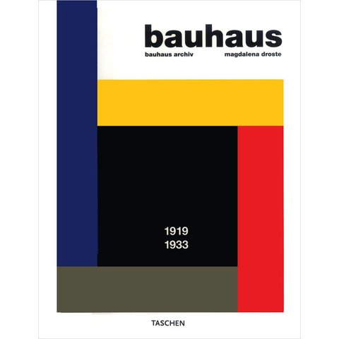 bauhaus 1919-1933 | japanese edition