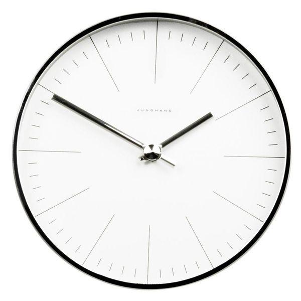 junghans wanduhr max bill | strichblatt klein – design max bill