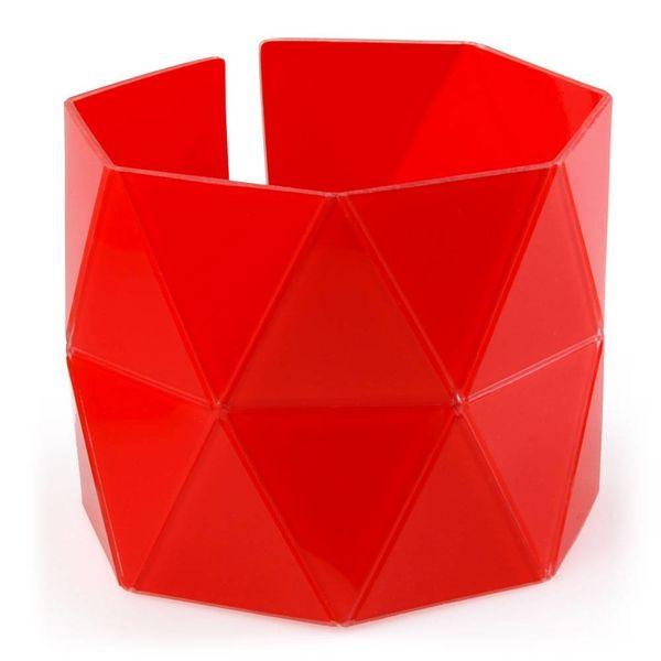 judith höfel saturday night armreifen | rot – design judith hoefel