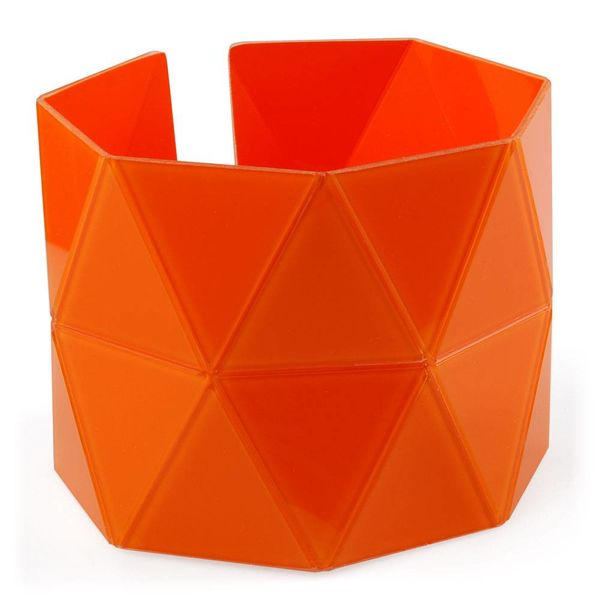 judith höfel saturday night armreifen   orange – design judith hoefel