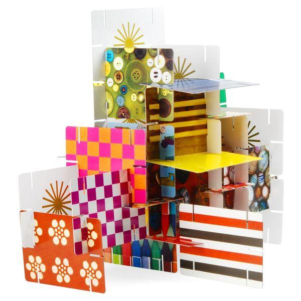 ravensburger house of cards | klein – design charles eames