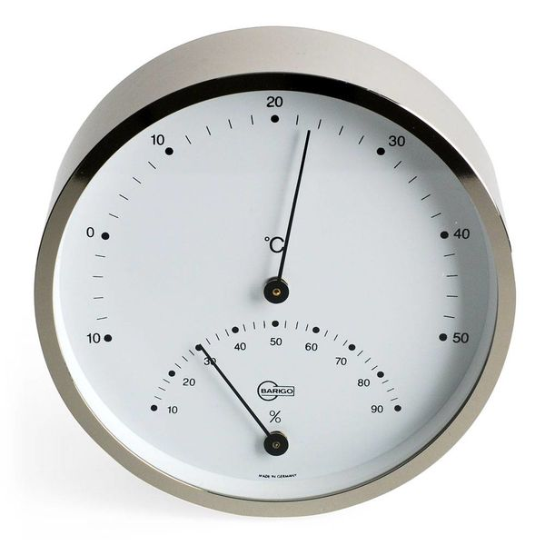barigo thermo-hygrometer bohner – design matthias bohner