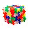 plus-plus mini konstruktionsspiel | 300 stück neonfarben