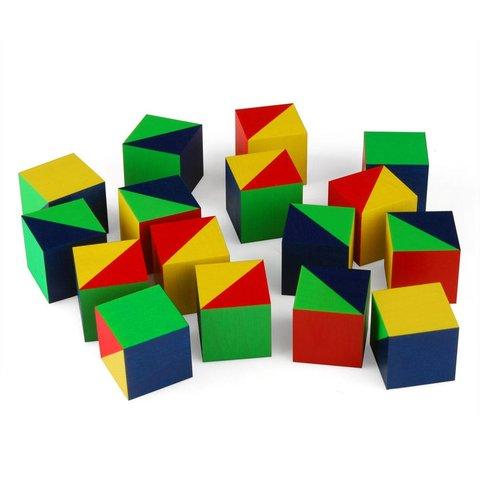 klötzli-mosaik konstruktionsspiel