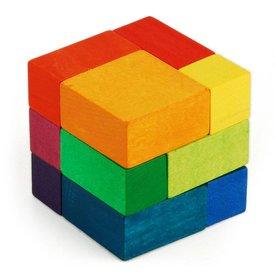 beli würfelturn | farbig