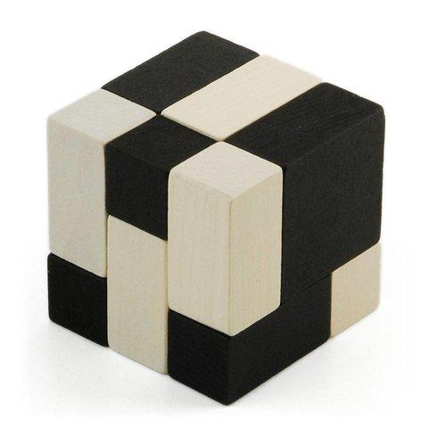 würfelturn | schwarz-weiß