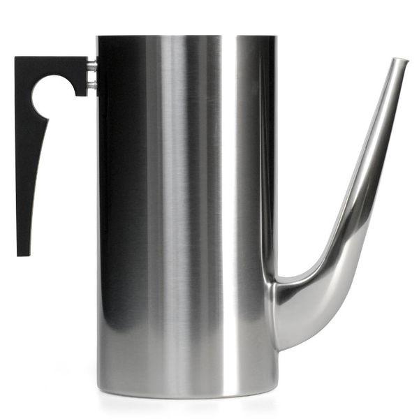 stelton cylinda line kaffeekanne – design arne jacobsen