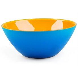 guzzini my fusion schale | ø 20 cm, blau-orange